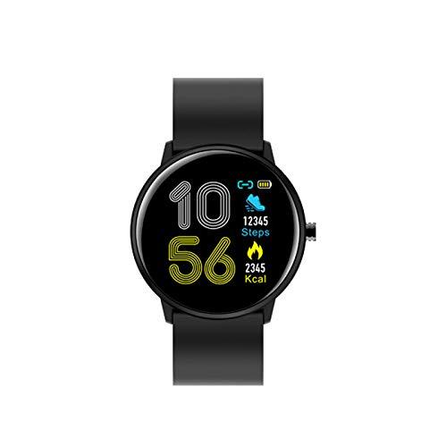 N \ A Relojes Inteligentes para Hombres y Mujeres, Pantalla táctil Completa de 1.3', IP67 a Prueba de Agua, Reloj de Seguimiento de Actividad física con Monitor de sueño, para teléfonos Android e iOS