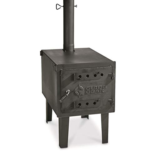 Guide Gear Large Outdoor Wood Stove