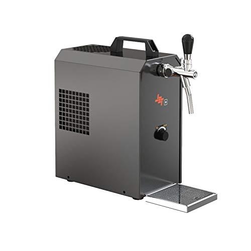 ich-zapfe.de JET 30 Zapfanlage - leistungsstarker und moderner Durchlaufkühler für Bier mit effizienter Kühlung und einer stündlichen Zapfleistung von 30l für den perfekten Biergenuss