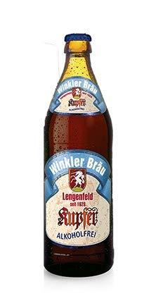 Winkler Bräu Kupfer Spezial alkoholfrei 30 Flaschen x0,5l