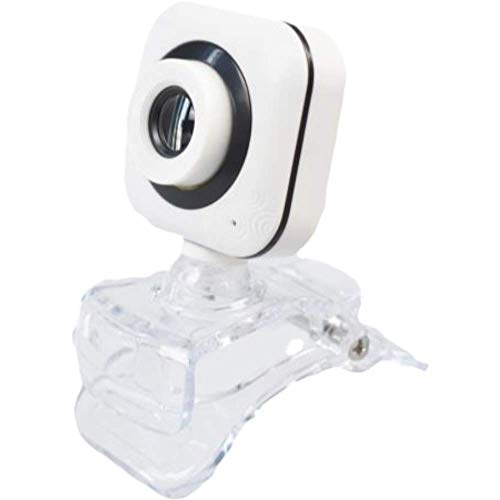 KCatsy Webcam 480P HD Webcam mit integriertem Mikrofon USB Plug & Play für Skype Broadcast Live Class Konferenz Videokamera Desktop Laptop Computer PC Webcams weiß weiß 1080P