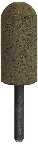 United Abrasives-SAIT 27405 A11 RB 7/8 by 2 by 1/4 A36Q Mounted Point Grinding Wheels, 10-Pack