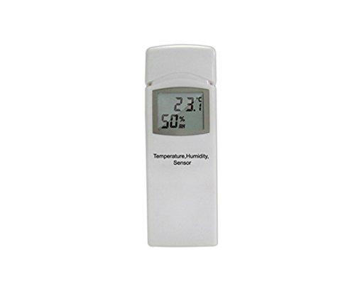froggit DP50 / WH31A Mehrkanal Thermo-Hygrometer Temperatur-Luftfeuchte Funksensor