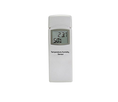 froggit DP50 / WH31A Mehrkanal Thermo-Hygrometer Temperatur-Luftfeuchte Funksensor