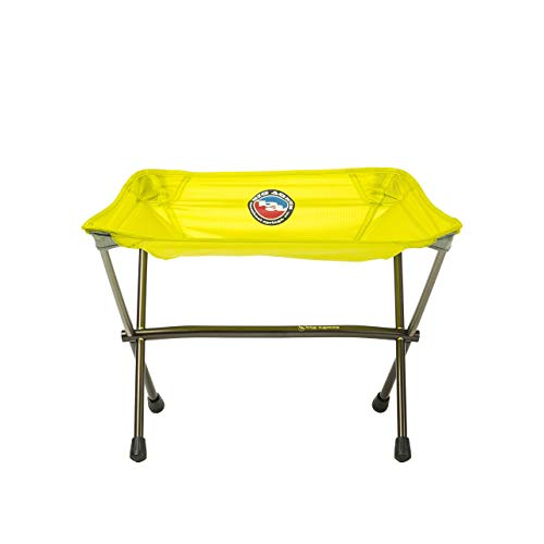 Big Agnes Inc Big Agnes Skyline Ultralight Backpacking Stool for Fast and Light Adventures, Yellow Camp Furniture, One Size