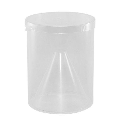 Alcochem Hygiene H-Trap Ersatz Fangbehälter - Ersatztrichter + Deckel für Bremsenfalle Ersatzteil, Insektenfalle Pferdebremsenfalle Pferd Pony