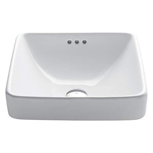 porcelain vessel sink