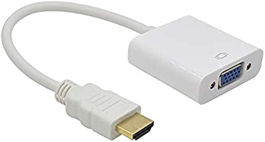 Alfais Al-4547 HDMI to VGA Monitör Çevirici Dönüşütürücü Adaptör