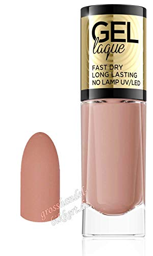 Eveline Cosmetics Nagellack Gel Laque No 02, 8 ml