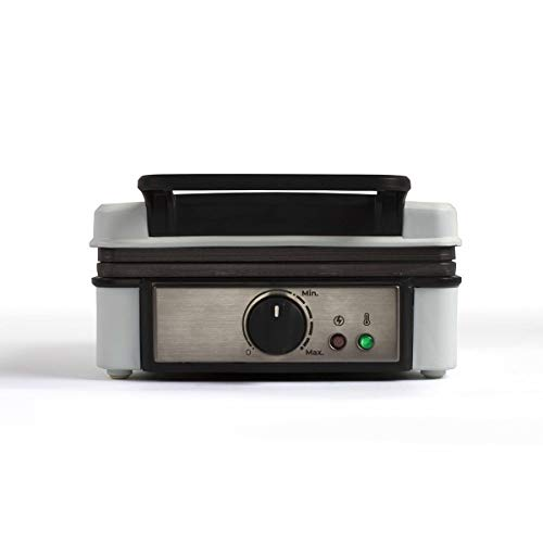 Livoo - Gaufrier avec thermostat DOP206 Blanc