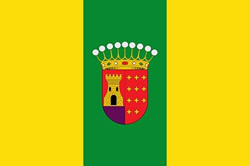 magFlags Bandera Large del municipio de Lantarón País Vasco, España | Bandera Paisaje | 1.35m² | 90x150cm