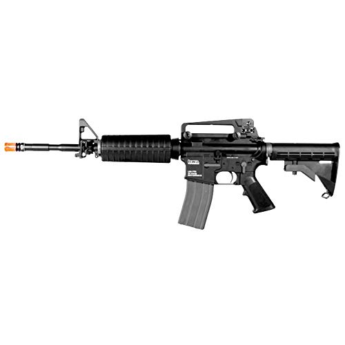 KWA LM4 PTR 6mm Gas Blowback 40rd Airsoft Rifle