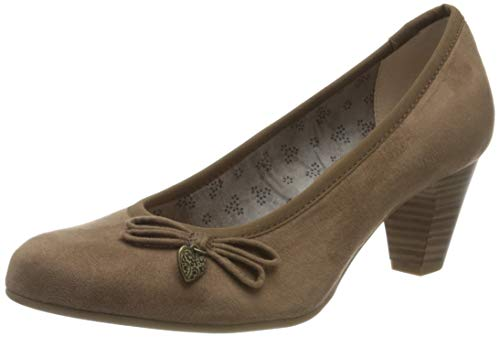 s.Oliver Damen 5-5-22470-34 Pumps, Braun (Pepper 324), 37 EU