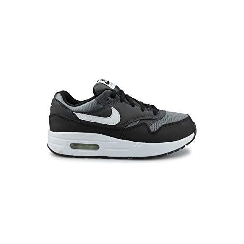 Nike Jungen Air Max 1 (ps) Laufschuhe, Mehrfarbig (Black/White/Anthracite/Cool Grey 009), 30 EU