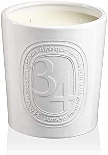 Diptyque 34 Boulevard Saint Germain Large Indoor & Outdoor Scented Candle, 1500g
