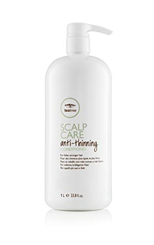 Tea Tree Scalp Care Anti-Thinning Acondicionador – 1000 ml
