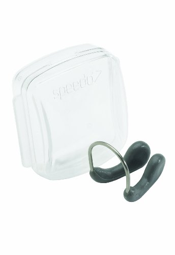 Speedo Unisex Swim Training Nose Clip Competitive