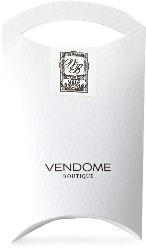 『[ヴァンドーム ブティック] VENDOME BOUTIQUE ユーカリブローチ VBRV3027 DW』の4枚目の画像