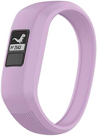 Watbro Bands Compatible with Garmin Vivofit JR Vivofit JR2 Vivofit 3 Soft Silicone Adjustable product image