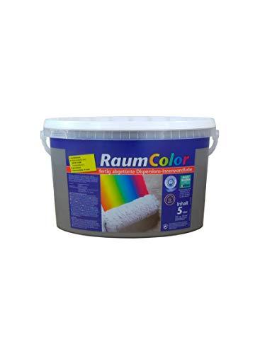 Raumcolor getönt 5l Basaltgrau Innenfarbe Farbe Wilckens Dispersion Dispersionsfarbe Wandfarbe Deckenfarbe Tönfarbe Raumfarbe