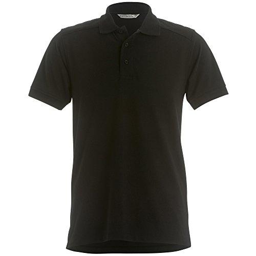 Kustom Kit - Polo à manches courtes et coupe cintrée - Homme (XL) (Noir)