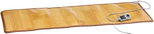 infactory Infrarotheizmatte: Beheizbare Infrarot-Fußboden-Matte, 151 x 55 cm, bis 60 °C, 210 Watt (Heizmatten)