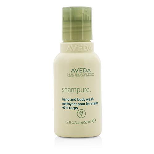 AVEDA Shampure Hand & Body Wash Travel Size, 50 milliliters
