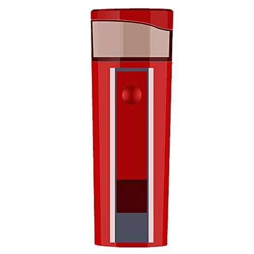 Nano Visage Cool Brume Vapeur Vapeur pour Soins de la peau, Maquillage Visage Hydratant Hydratant Rafraîchissant Banque de Puissance Rechargeable USB