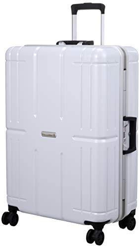 [エー・エル・アイ] スーツケース AliMax2 ハードキャリー 80L 5kg カーボンホワイト