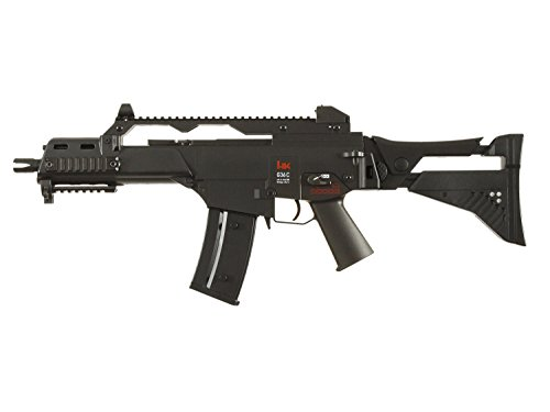 Heckler & Koch G36 C IDZ Softair / Airsoft Dual Power Version inkl. Akku und Lader < 0,5 J
