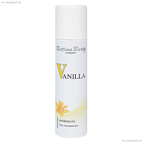 Bettina Barty Vanilla Deodrant Spray 150 ml
