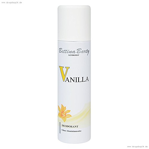 Bettina Barty Vanilla Deodrant Spray 150 ml