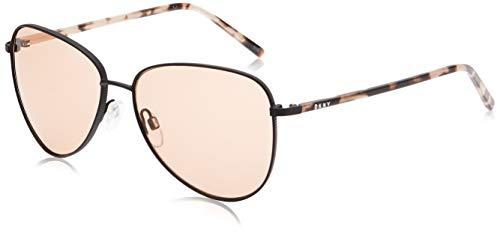 DONNA KARAN EYEWAR DK301S Gafas de sol, Blush, 58 MM, 16 MM, 135 MM para Mujer