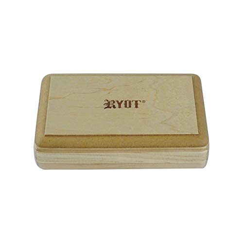 """RYOT 3x5"""" Solid Top Box in Natural 