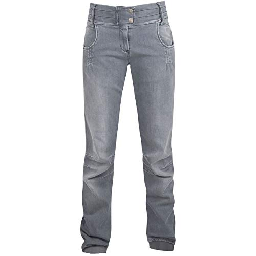 ABK Damen Zora Hose, Grey Denim, XS