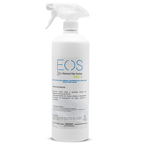 Eliminación de olores Especial para Mascotas, Desodorizante, Neutralizador de olores (1 litro) - Red Fórmula.
