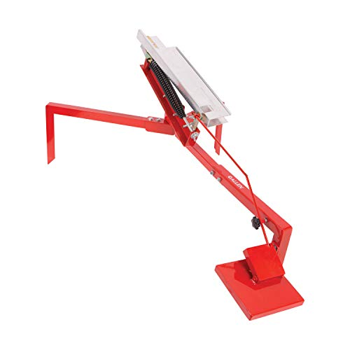 Allen Company Xcelerator Claymaster Sporting Clay Target Thrower - Foot Operated - Red, One Size