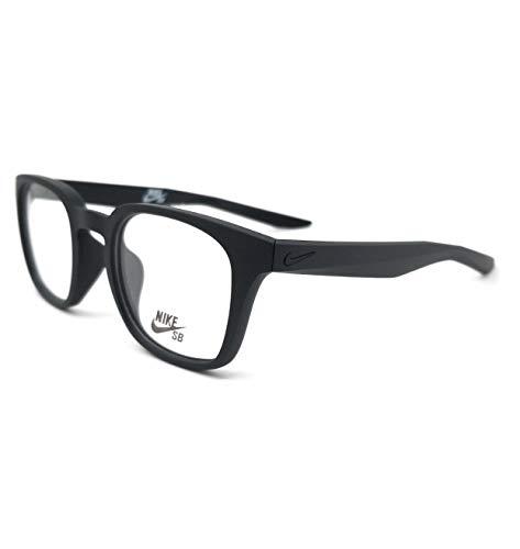 Nike 7114, Injected Sonnenbrille, matt, Schwarz, Unisex, für Erwachsene, mehrfarbig, Standard