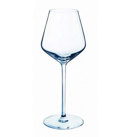 COUZON Coffret de 4 Verres à vin Blanc Sirius
