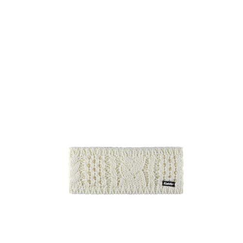 Eisbär Damen Afra STB Stirnband, White