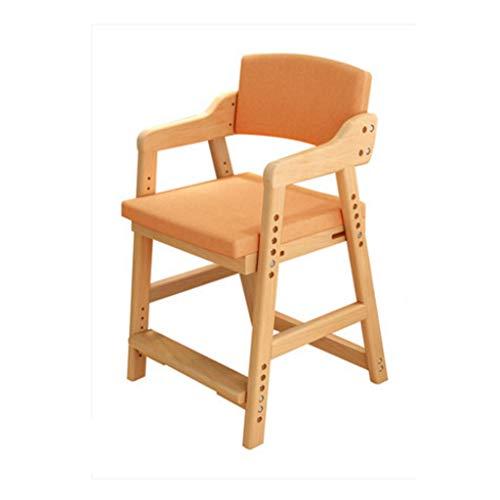 YUTRD ZCJUX Legno Solido Sedia da Pranzo Annata di Modo Poltrona Moderna Minimalista Sedia di Svago della Casa Nordico Chair