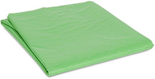 Windhager Frühbeet-Schlitzfolie mitwachsend, Pflanzfolie für Ganzjahresschutz, Frühbeetfolie, Folie für Pflanzen, grün, 7,2 x 1,4m, 06764