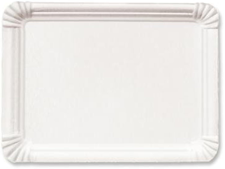 Pappteller weiß LxB LxB LxB = 16x20 cm 1000 St. Kuchenteller Pappen Kuchenpappen B01MR6X5OP be64d2