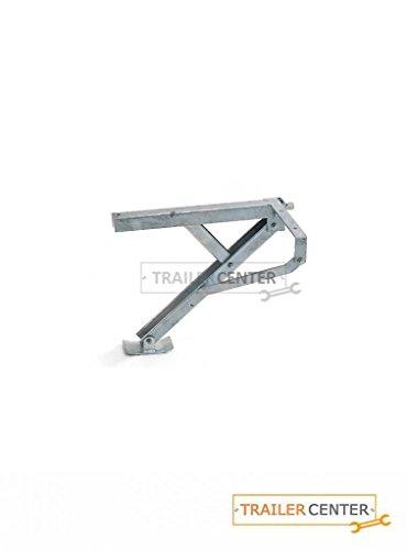 AL-KO- Stütze mit Klappfuß Tragfähigkeit 800kg • Höhe 480mm • nur für vorne links und hinten rechts