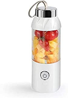 LITINGT Presse-agrumes électrique rechargeable par USB, multifonction, portable, convient pour les fruits, les légumes, le...