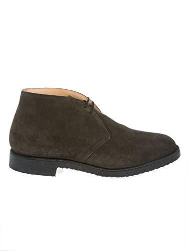 Church's Herren Rydercastorosuedegrey Grau Wildleder Desert Boots