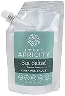 Sea Salted Coconut Cream Caramel Sauce