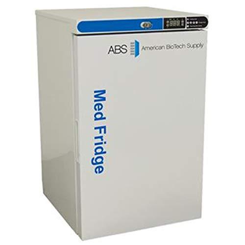 American BioTech Supply PH-ABT-HC-UCBI-0404G-ADA-LH Premier ADA Pharmacy/Vaccine Undercounter Refrigerator, White