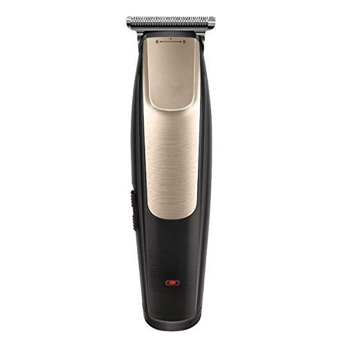 Professionele tondeuse met clippers, zonder snoer, elektrische haartrimmer, USB-verwijderaar, oplaadbaar, haarscheerbeurt, wasbaar, styling gereedschap voor