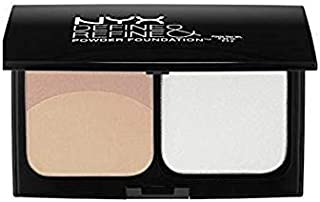 NYX Define & Refine powder foundation - 04 Beige 9.5 g